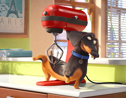 The Secret Life of Pets Digital Campaign