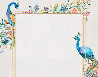 Paperless Wedding Invites