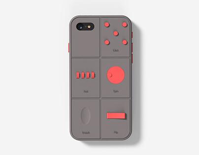 PIDGET CASE - Phone case