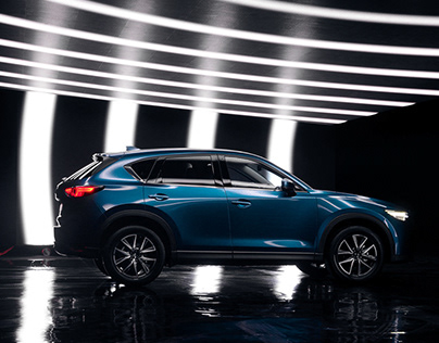 Mazda CX campaign TVCs