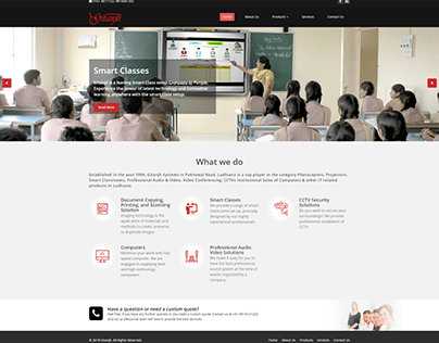 Gitanjli Website