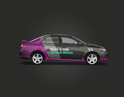 Vehicle wraps / Rotulación en Vehículos