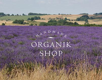 Organik Shop - Brand Identity