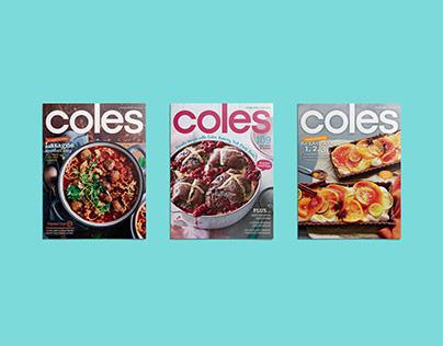 Coles Supermarkets Magazine