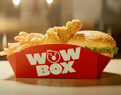 KFC - Wow Box