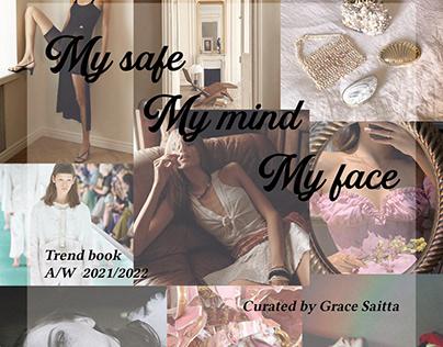 My safe, my mind, my face