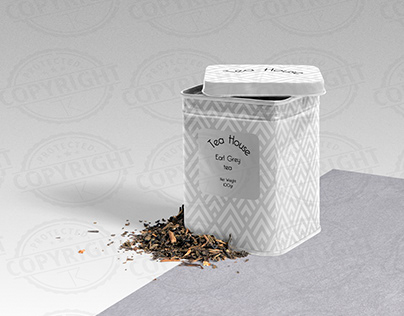 These are designsfor Tea packaging