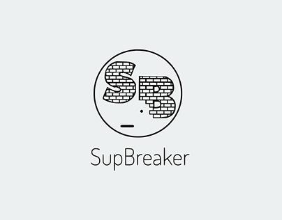 SupBreaker Logo
