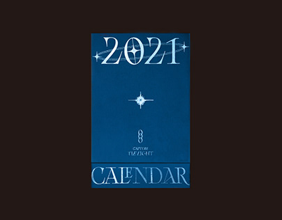 2021 Calendar_Capture the light