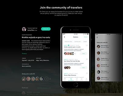 Olneo iOS App