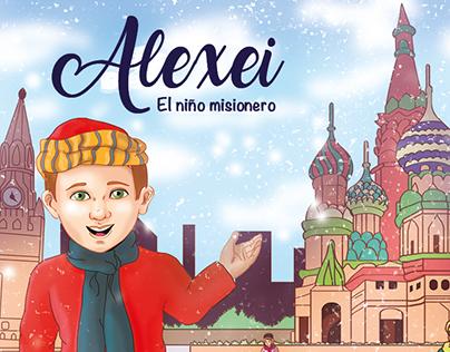 Ilustración - Alexei