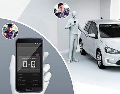 Digital Key App