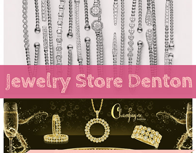 Jewelry Store Denton | Call - 940 383-3032