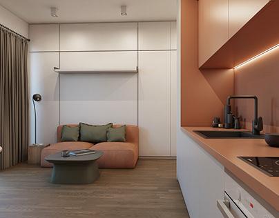 Olluci    Micro Apartment 002