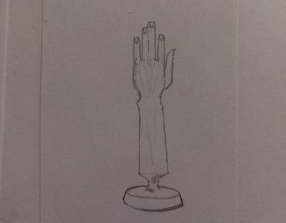 Ręce.