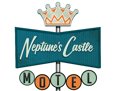 Motel Sign for Pee Wee's Big Holiday