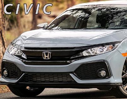 Honda Civic Redesign concept