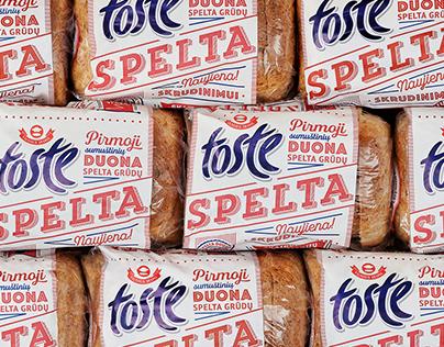 SPELTA bread