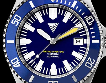 Vertigo Watches - Still and Movie