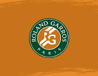 Roland Garros identity