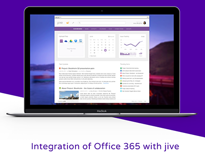 Office 365 with jive