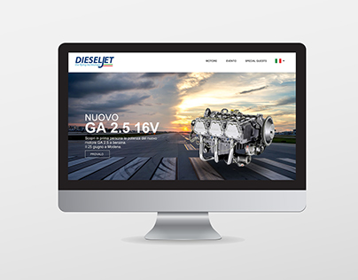 DieselJet - Web Marketing