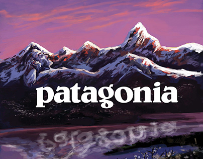 Patagonia Advertising Exploration
