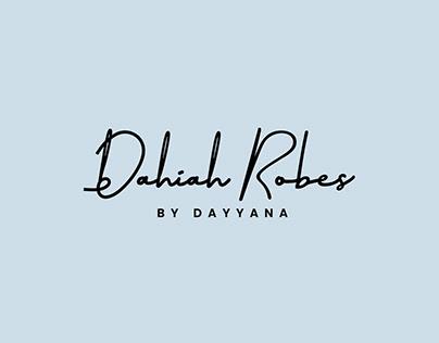 Dahiah Robes By Dayyana