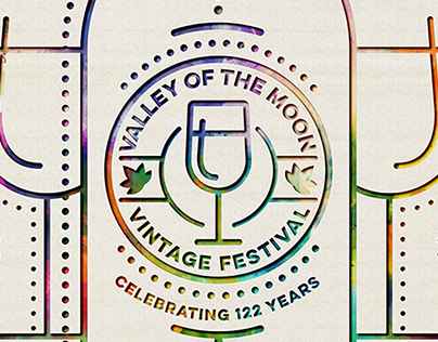 Valley of the Moon Vintage Festival Posters 2019