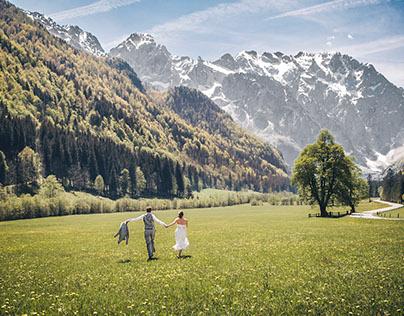 A & M - Beautiful spontaneous wedding