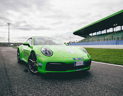 VIDEO/PHOTO - Porsche Misano World Circuit