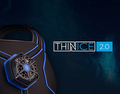 «Thin Ice». Product design and prototyping