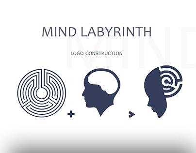 LOGO DESIGN - MIND LABYRINTH