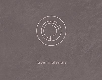 Logo Design / Faber Materials