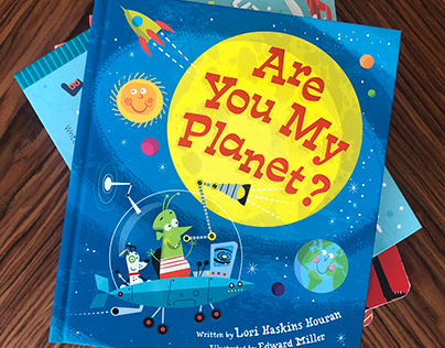 Book: Are You My Planet?