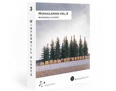 Mikhalenko vol.3 | FREE 3D models collection