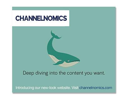 CHANNELNOMICS new website