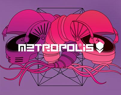 METROPOLIS posters 2015