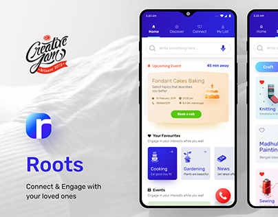 Roots Mobile App