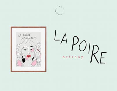 ARTSHOP: LA POIRE