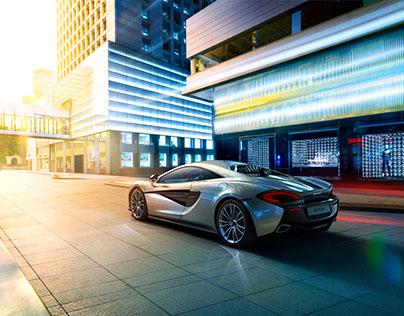 McLaren Automotive Hong Kong