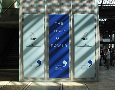 Sydney Writers' Festival 2018 Campaign Rollout