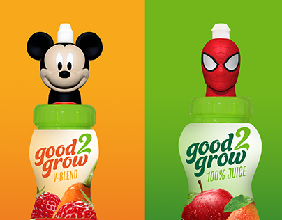 good2grow Brand Identity and Packaging