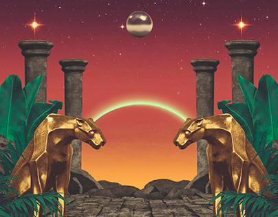 SUÍTE DAS ONÇAS // album cover