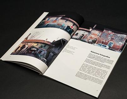 """Ad Infernum"" farmhouse restoration book"