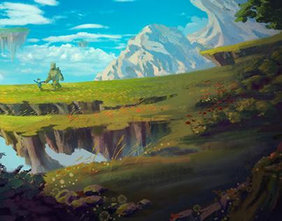 stone golem in wonderlands