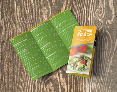 Campus Dining Brochure