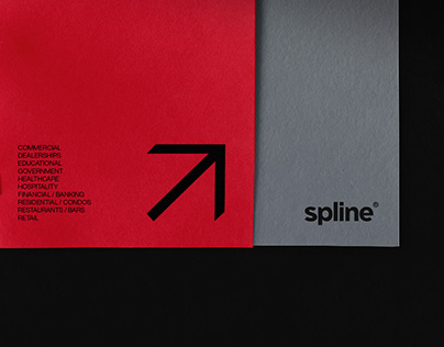 Spline Group branding