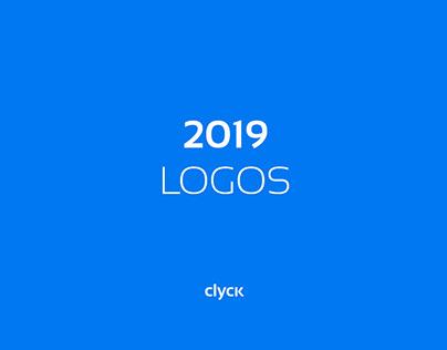2019 Logos - clyck