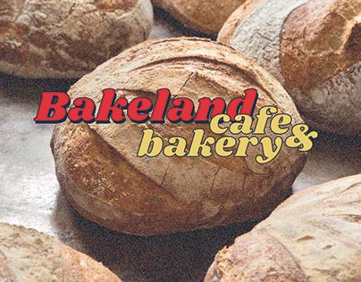 Bakeland cafe & bakery